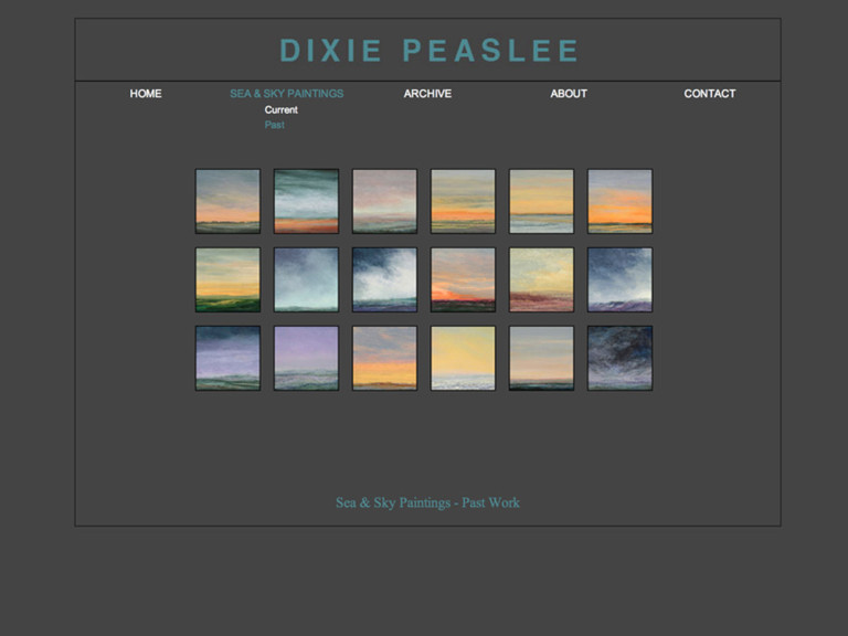 Peaslee Website