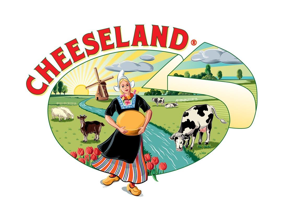 Cheeseland Logo