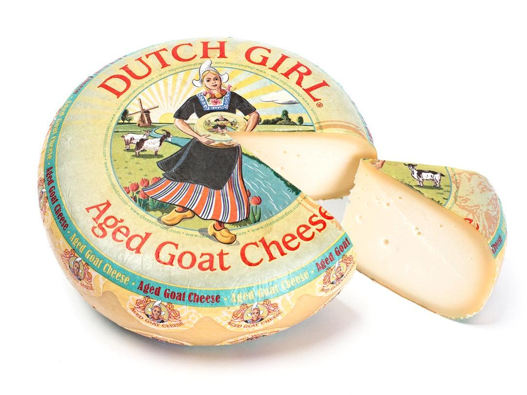 Dutch Girl Packaging
